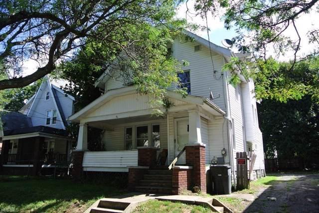 695 Aberdeen Street, Akron, OH 44310 (MLS #4129033) :: The Crockett Team, Howard Hanna