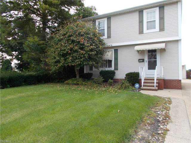 5918 Turney Road, Garfield Heights, OH 44125 (MLS #4129465) :: RE/MAX Trends Realty