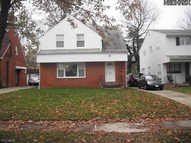 3804 Berkeley Road, Cleveland Heights, OH 44118 (MLS #4130703) :: The Crockett Team, Howard Hanna