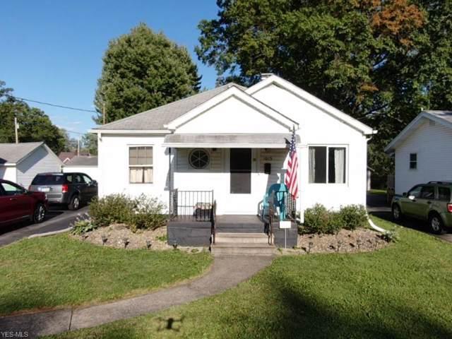 1015 Kenmore Avenue SE, Warren, OH 44484 (MLS #4131088) :: The Crockett Team, Howard Hanna