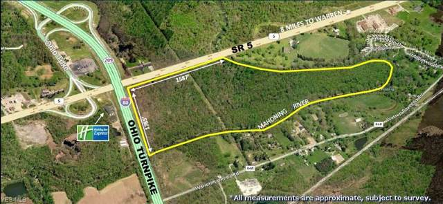 State Route 5, Braceville, OH 44444 (MLS #4131092) :: Keller Williams Chervenic Realty