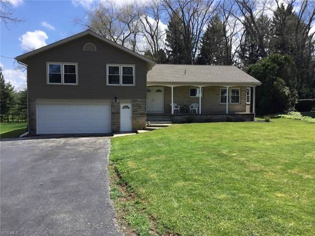 124 Mill Run Drive, Youngstown, OH 44505 (MLS #4131933) :: The Crockett Team, Howard Hanna