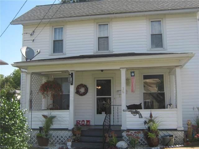 36 James Street, Roseville, OH 43777 (MLS #4131983) :: The Crockett Team, Howard Hanna