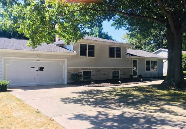 1464 Turnberry Drive, Canfield, OH 44406 (MLS #4132035) :: RE/MAX Above Expectations