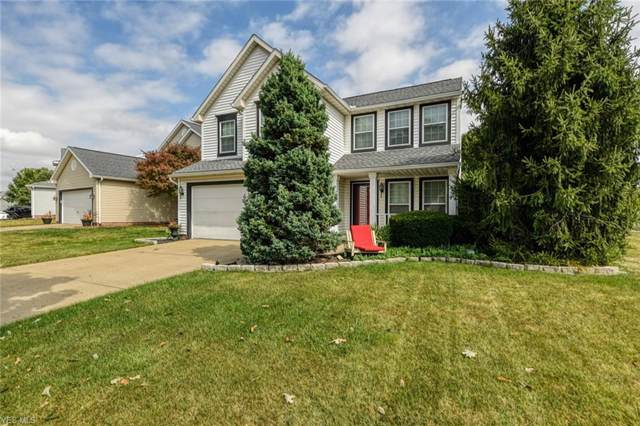 2179 Stonehenge Circle, Akron, OH 44319 (MLS #4132053) :: The Crockett Team, Howard Hanna