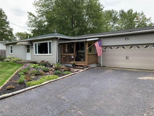4184 Johnson Road, Norton, OH 44203 (MLS #4132301) :: RE/MAX Valley Real Estate