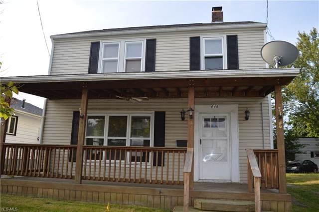 848 Saxon Avenue, Akron, OH 44314 (MLS #4132331) :: The Crockett Team, Howard Hanna