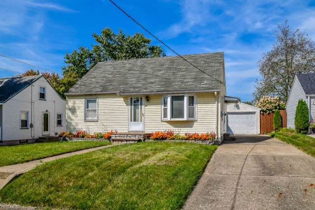2711 Kirby Avenue NE, Canton, OH 44705 (MLS #4132384) :: The Crockett Team, Howard Hanna