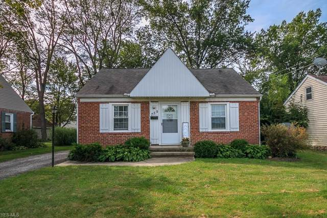 759 Cedarbrook, Painesville, OH 44077 (MLS #4132438) :: The Crockett Team, Howard Hanna
