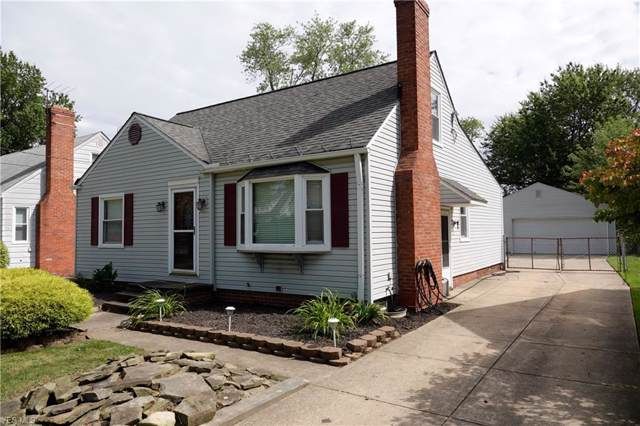 1605 Lander Road, Mayfield Heights, OH 44124 (MLS #4132600) :: Tammy Grogan and Associates at Cutler Real Estate