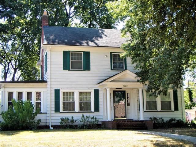 1288 Delia Avenue, Akron, OH 44320 (MLS #4132648) :: The Crockett Team, Howard Hanna
