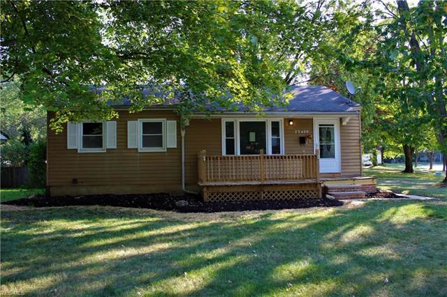 23400 Westchester Drive, North Olmsted, OH 44070 (MLS #4133296) :: RE/MAX Valley Real Estate
