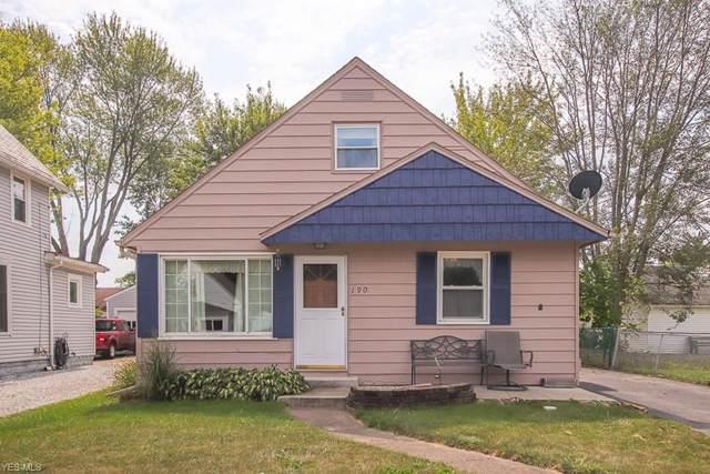 190 Spruce Street, Elyria, OH 44035 (MLS #4133524) :: The Crockett Team, Howard Hanna