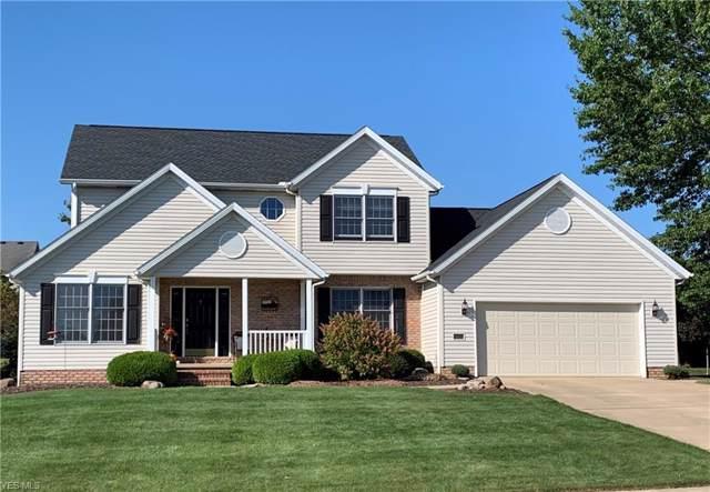 8523 Bald Eagle Circle NW, Massillon, OH 44646 (MLS #4133763) :: RE/MAX Edge Realty
