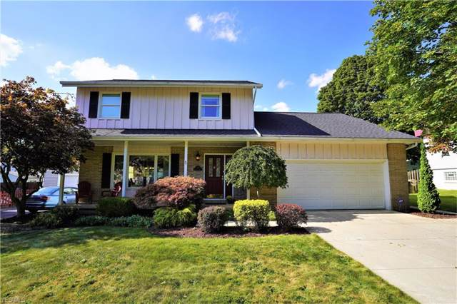 717 Shannon Avenue, Cuyahoga Falls, OH 44221 (MLS #4133818) :: RE/MAX Edge Realty