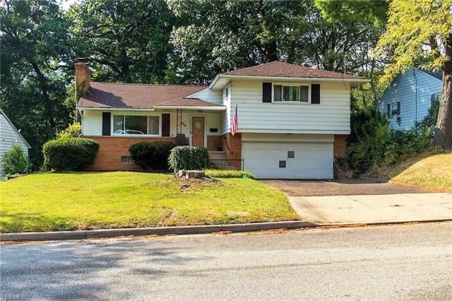 464 Garnette Road, Akron, OH 44313 (MLS #4133875) :: The Crockett Team, Howard Hanna