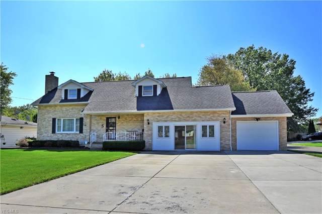 595 Carlotta Drive, Youngstown, OH 44504 (MLS #4134371) :: The Crockett Team, Howard Hanna