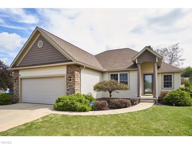4124 Pembroke Drive, Kent, OH 44240 (MLS #4134377) :: RE/MAX Trends Realty