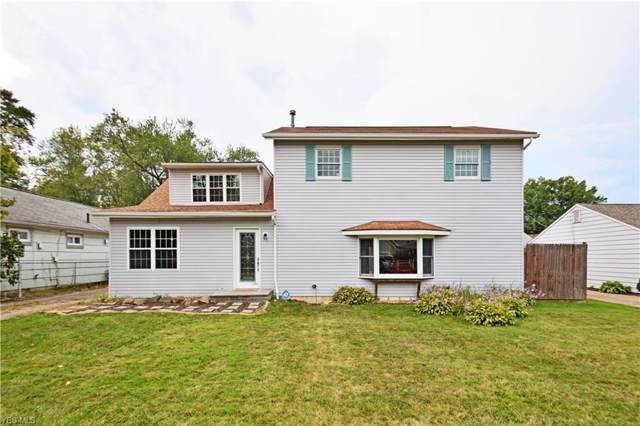662 Kenilworth Avenue, Sheffield Lake, OH 44054 (MLS #4134419) :: The Crockett Team, Howard Hanna