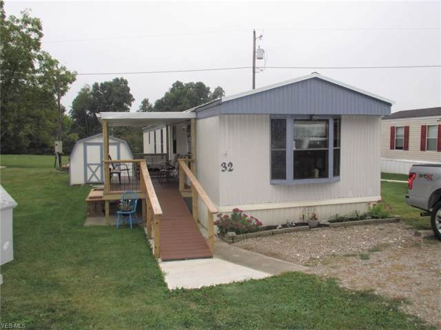 3250 Maysville Pike #32, Zanesville, OH 43701 (MLS #4134608) :: RE/MAX Trends Realty
