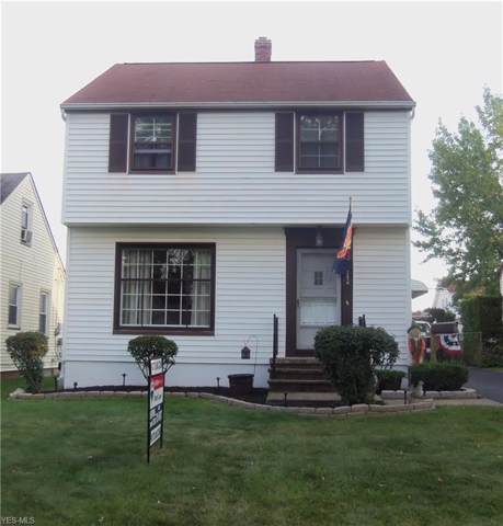 12916 Grannis Road, Garfield Heights, OH 44125 (MLS #4134609) :: The Crockett Team, Howard Hanna