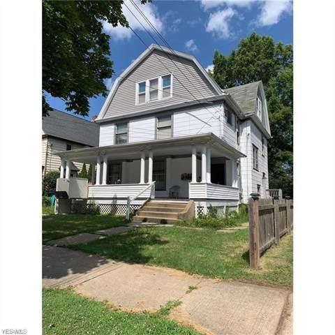 191 Rhodes Avenue, Akron, OH 44302 (MLS #4134627) :: The Crockett Team, Howard Hanna