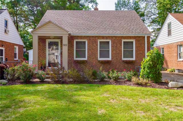 562 Huntmere Drive, Bay Village, OH 44140 (MLS #4134629) :: RE/MAX Trends Realty