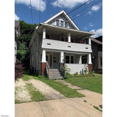 438 Crestwood Avenue, Akron, OH 44302 (MLS #4134637) :: The Crockett Team, Howard Hanna