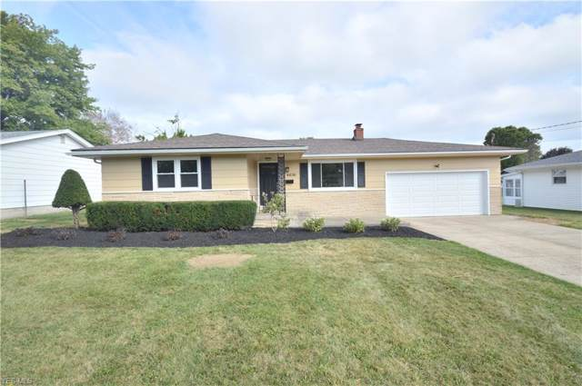 4636 Driftwood Lane, Austintown, OH 44515 (MLS #4134691) :: The Crockett Team, Howard Hanna