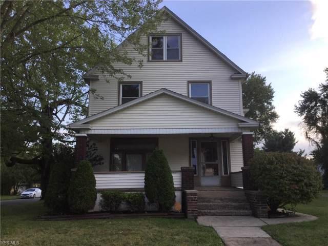 205 W Third Street, Niles, OH 44446 (MLS #4134705) :: The Crockett Team, Howard Hanna