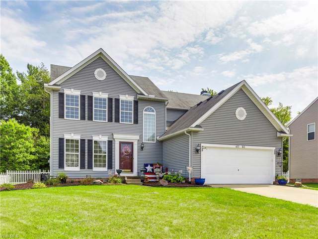 4080 Chapman Drive, Kent, OH 44240 (MLS #4134718) :: RE/MAX Trends Realty