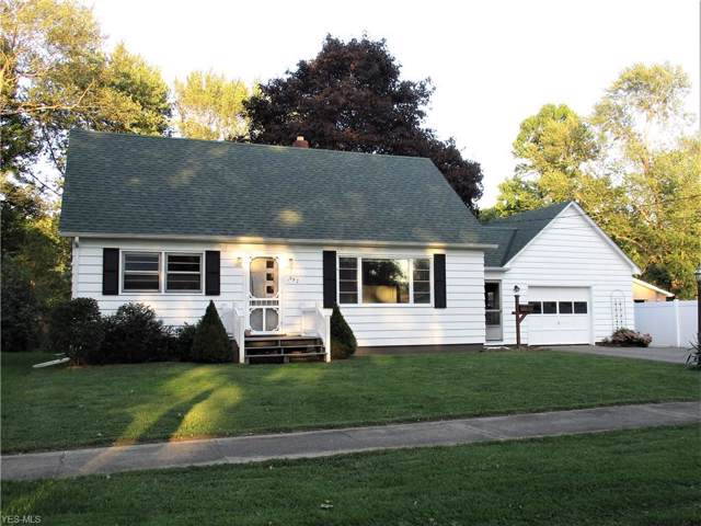 592 Sherman Street, Conneaut, OH 44030 (MLS #4134734) :: RE/MAX Edge Realty