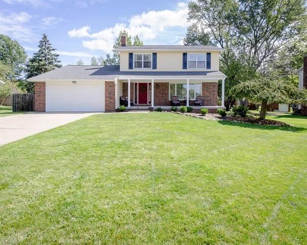 8007 Twin Oaks Drive, Broadview Heights, OH 44147 (MLS #4134894) :: The Crockett Team, Howard Hanna