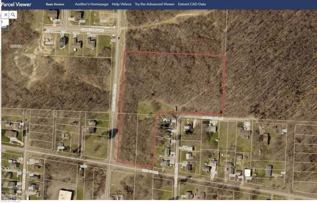 Marietta Avenue NE, Canton, OH 44704 (MLS #4134921) :: RE/MAX Trends Realty