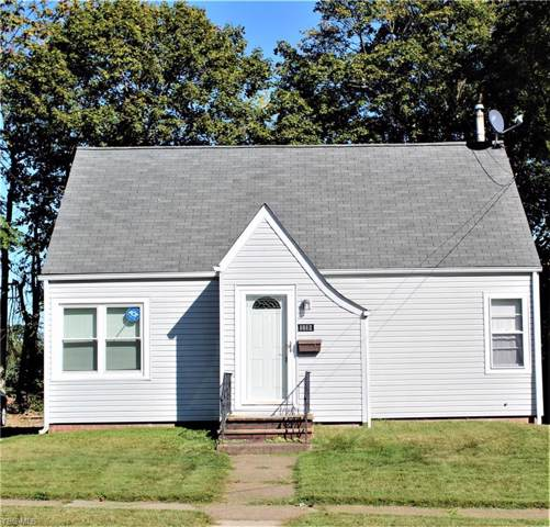 1612 Cherry Avenue NE, Canton, OH 44714 (MLS #4135038) :: RE/MAX Trends Realty