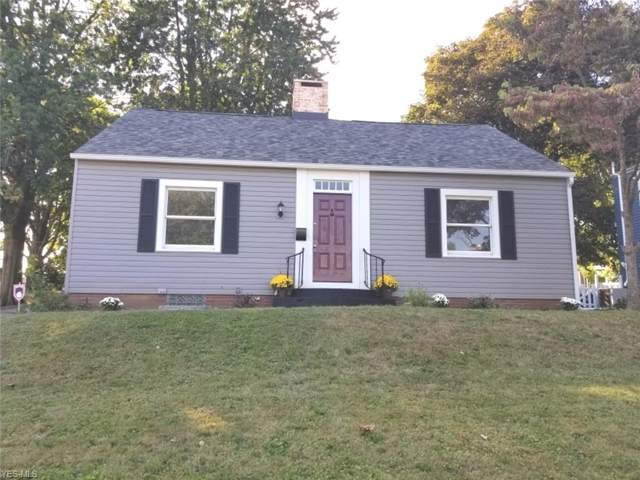 2225 Rowland Avenue NE, Canton, OH 44714 (MLS #4135119) :: RE/MAX Trends Realty