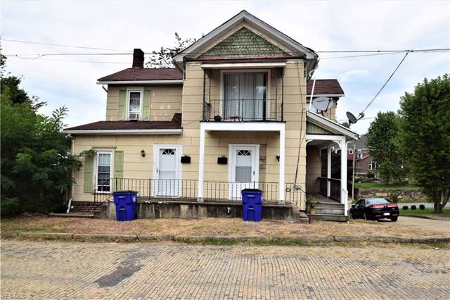 221 Thompson Avenue, East Liverpool, OH 43920 (MLS #4135169) :: RE/MAX Trends Realty