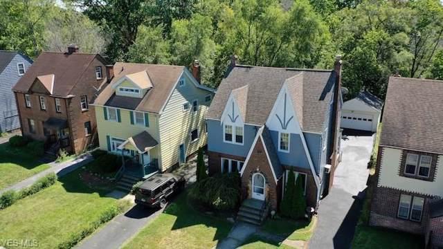 3604 Blanche Avenue, Cleveland Heights, OH 44118 (MLS #4135271) :: The Crockett Team, Howard Hanna