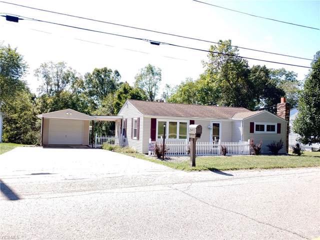 2640 Ridge Road, Zanesville, OH 43701 (MLS #4135349) :: The Crockett Team, Howard Hanna