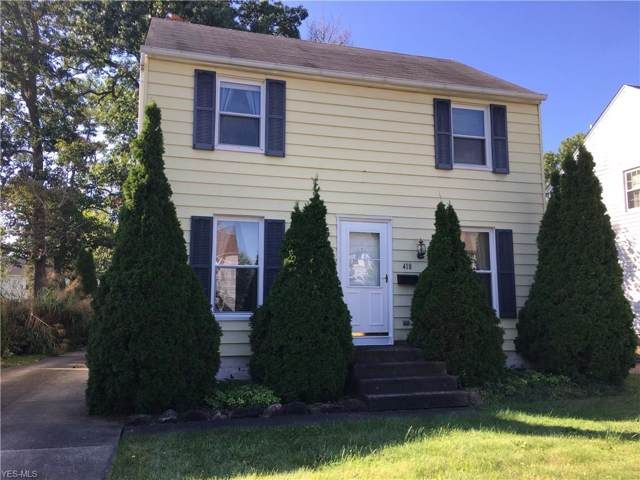 418 Hayes Avenue, Cuyahoga Falls, OH 44221 (MLS #4135352) :: RE/MAX Trends Realty