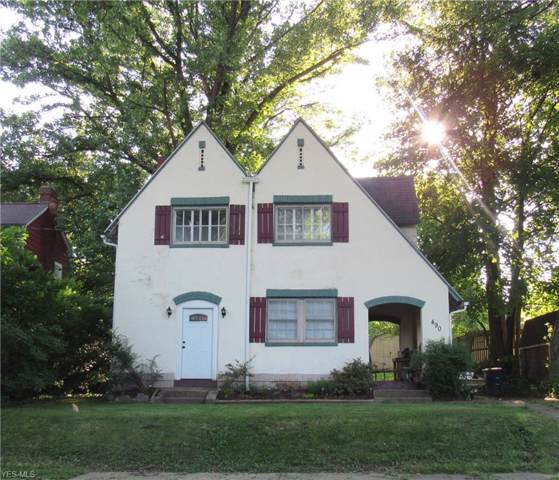 490 Saint Leger Avenue, Akron, OH 44305 (MLS #4135472) :: RE/MAX Edge Realty