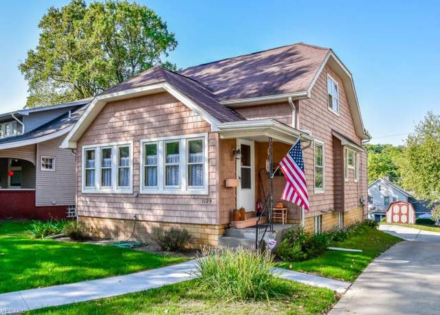 1129 Ridge Road NW, Canton, OH 44703 (MLS #4135502) :: RE/MAX Trends Realty