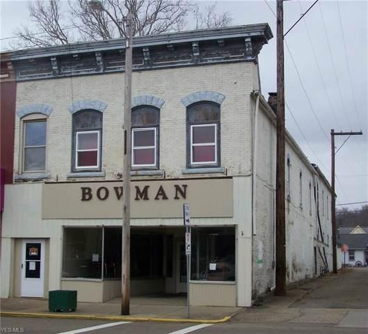 130 W Main Street, Newcomerstown, OH 43832 (MLS #4135546) :: The Crockett Team, Howard Hanna