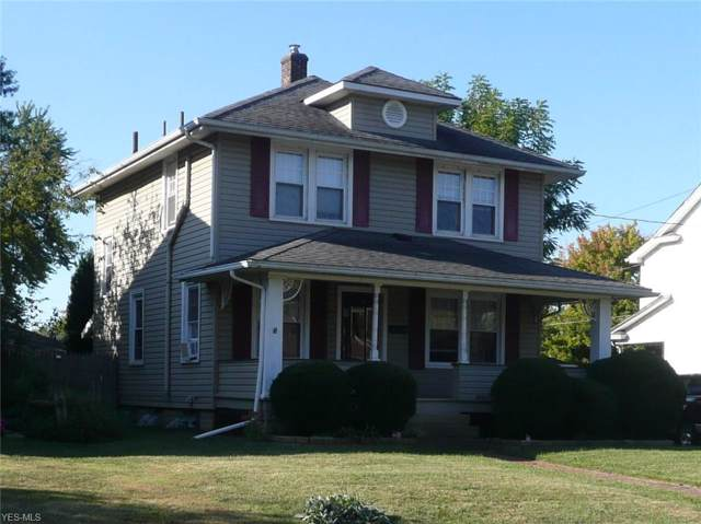 1011 Oakwood Avenue NE, Massillon, OH 44646 (MLS #4135561) :: RE/MAX Edge Realty