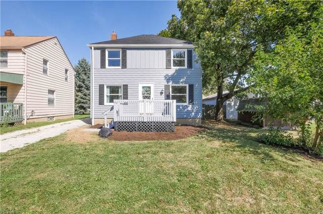 17 Pierce Avenue, Cuyahoga Falls, OH 44221 (MLS #4135621) :: RE/MAX Trends Realty