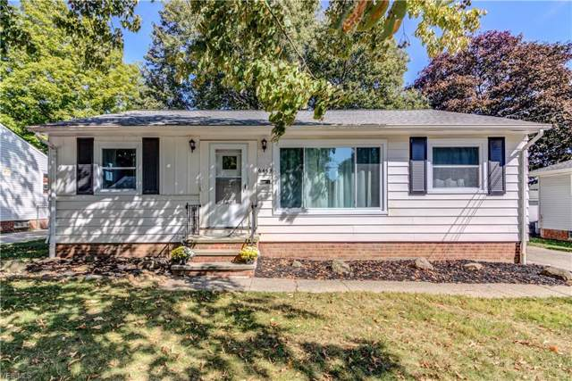 6469 Anita Drive, Parma Heights, OH 44130 (MLS #4135641) :: RE/MAX Edge Realty