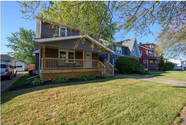 308 Clinton Avenue, Akron, OH 44301 (MLS #4135673) :: RE/MAX Trends Realty