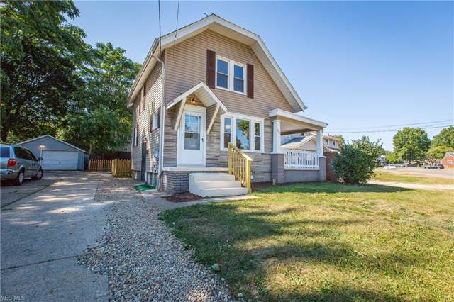 1225 Wertz Avenue NW, Canton, OH 44708 (MLS #4135791) :: RE/MAX Trends Realty