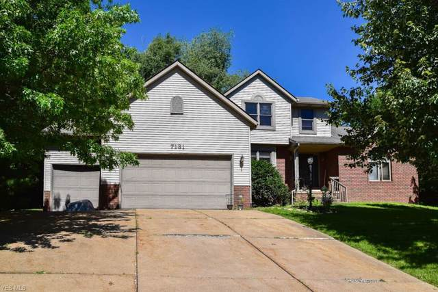 7131 Hammerstone Circle NW, North Canton, OH 44720 (MLS #4135794) :: RE/MAX Trends Realty