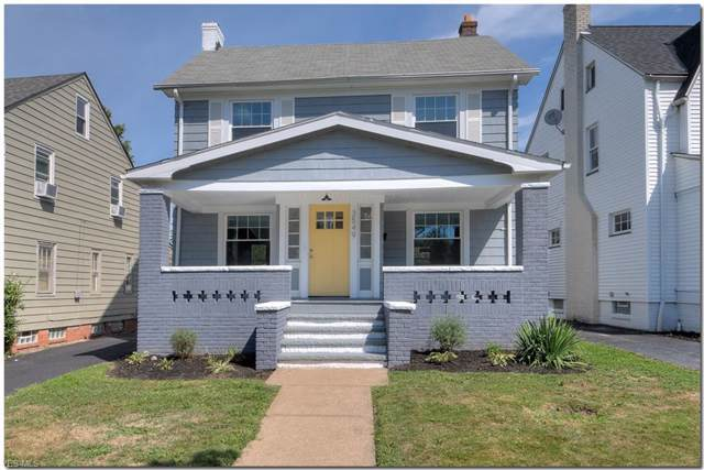 3549 Nordway Road, Cleveland Heights, OH 44118 (MLS #4135855) :: The Crockett Team, Howard Hanna